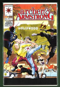 Archer & Armstrong #14 (1993)
