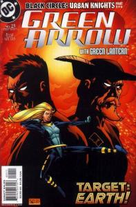 GREEN ARROW (2001 DC) #25 NM- A91389