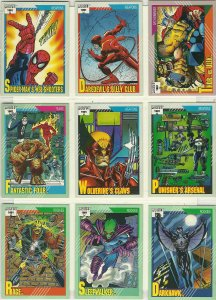 Marvel Universe II Trading Cards(Impel, 1991)