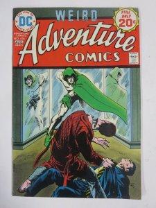 ADVENTURE COMICS  #434 (DC, 8/1974) VERY FINE MINUS (VF-) The Spectre!