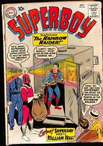 Superboy #84 (1960)