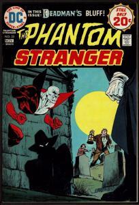 Phantom Stranger #33 (Oct-Nov 1974, DC) 7.0 FN/VF