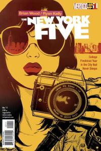 New York Five #1, VF+ (Stock photo)