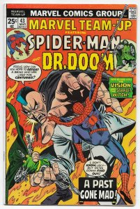 Marvel Team-Up #14 Spider-Man & Doctor Doom | MVS Intact (Marvel, 1975)