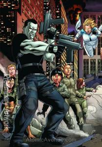 Bloodshot (3rd Series) #10A VF/NM; Valiant   save on shipping - details inside