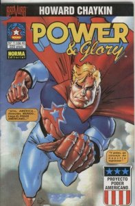 Power Glory, coleccion