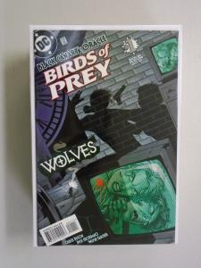Birds of Prey Lot From:#2-115 + Specials, 81 Different, 8./VF (1999-2006)