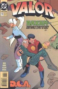 Valor (1992 series) #13, NM + (Stock photo)