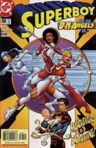 SUPERBOY (1993 DC) #88 a95188