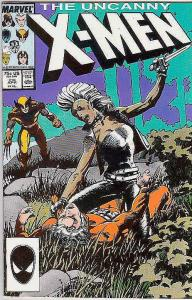 X-Men #216 (Apr-87) NM- High-Grade X-Men