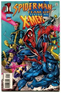 Spider-Man Team_Up #1 (8,5-9.0) 1996 X-Men Modern Age  Marvel ID107H