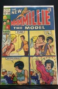 Millie the Model #169 (1969)