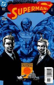 Adventures of Superman (1987 series) #617, NM + (Stock photo)