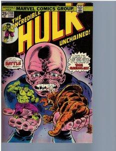 The Incredible Hulk #188 (1975) FN+