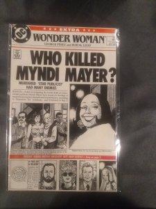 Wonder Woman #20 (1988)