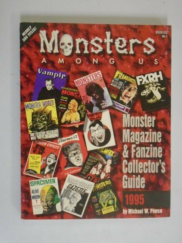 Monstes Among Us SC 6.0 FN Signed (1995 Dezignworks)