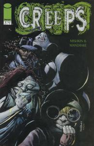 CREEPS (2001 IM) 1-4  complete series!