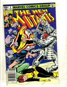 Lot Of 10 New Mutants Marvel Comic Books # 6 11 12 13 14 15 16 17 19 20 JF23