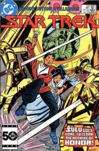 Star Trek (1984 series) #20, NM- (Stock photo)