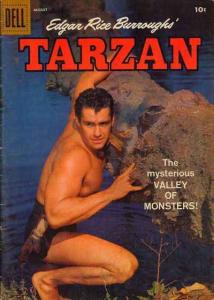 Tarzan (1948 series) #107, Fine (Stock photo)