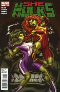 She-Hulks #1 VF; Marvel | save on shipping - details inside