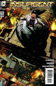 Insurgent #3 FN; DC/Vertigo | save on shipping - details inside