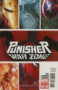 Punisher: War Zone (3rd Series) #1 VF/NM; Marvel   save on shipping - details in