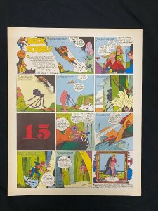 Buck Rogers #15- Sunday pages No. 169-180- large color reprints
