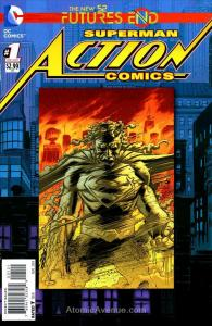 Action Comics: Futures End #1A VF; DC | save on shipping - details inside
