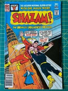 SHAZAM! #28 1st modern Black Adam
