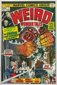 Weird Wonder Tales #1 (Dec-73) NM- High-Grade