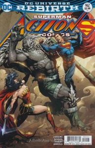 Action Comics #962A VF/NM; DC | save on shipping - details inside