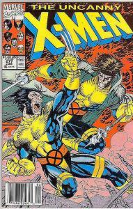 X-Men #277 (Jun-91) VF/NM+ High-Grade X-Men