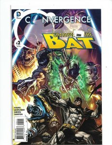 BATMAN, Shadow of the Bat (Convergence) #2, DC Comics NM nw133