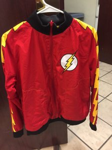Kids Reversible Flash jacket