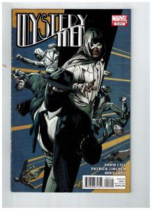 Mystery Men # 2 Of 5 VG/FN Marvel Limited Series Comic Book David Liss S75
