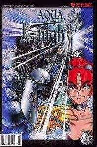 Aqua Knight #3 VF/NM; Viz | save on shipping - details inside