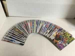 Outsiders 1-34 Lot Set Run Nm Near Mint