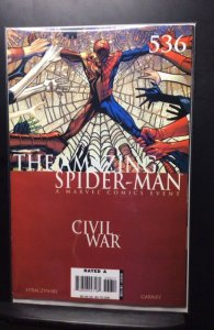 The Amazing Spider-Man #536 (2006)