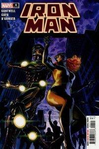 Iron Man (2020 series) #4, NM + (Stock photo)
