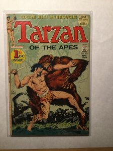 Tarzan 207 Very Fine/Near Mint Fn/Nm 9.0 Dc Comics