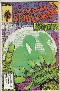 Amazing Spider-Man #311 (Jan-89) NM- High-Grade Spider-Man