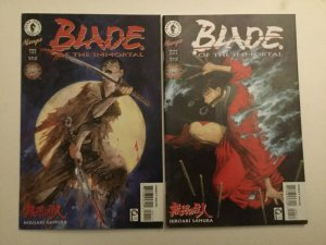 Blade Of The Immortal 1 2 Nm Near Mint Hark Horse