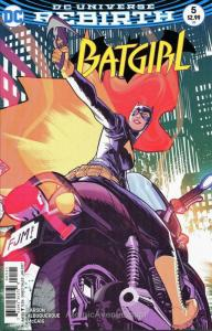 Batgirl (5th Series) #5A VF/NM; DC | save on shipping - details inside