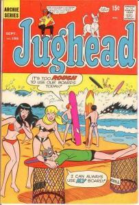 JUGHEAD (1949-1987)196 VF-NM   September 1971 COMICS BOOK