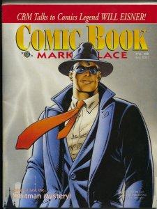 Comic Book Marketplace #85 2001-sophisticated collectors fanzine-Eisner-FN
