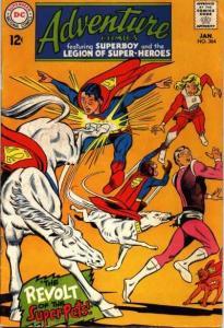 Adventure Comics (1938 series) #364, VG+ (Stock photo)
