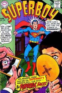 Superboy (1949 series) #145, VG (Stock photo)