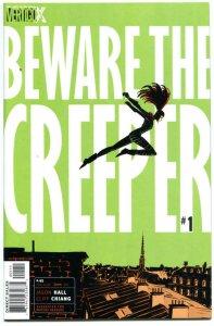 BEWARE the CREEPER #1 2 3 4 5, NM+, Paris, bizarre creature, Vertigo, 2003, 1-5