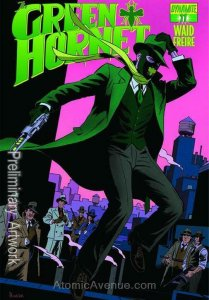 Green Hornet (Dynamite, 2nd Series) #11 VF/NM; Dynamite | save on shipping - det